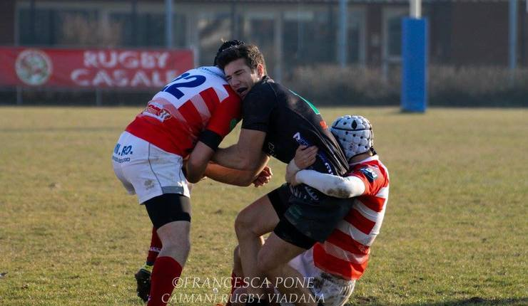 Caimani Rugby Viadana vs. Rugby Casale