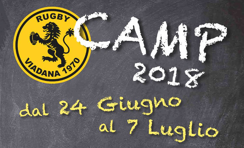 Rugby Viadana Summer Camp 2018